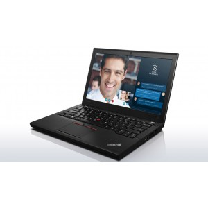 LENOVO ThinkPad X260-6500U-16GB-512GB Black