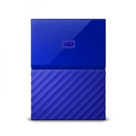 WD My Passport Ultra New Design 1TB [WDBYNN0010BBK] - Black