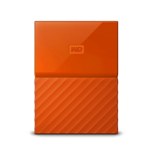 WD My Passport Ultra New Design 2TB [WDBYNN0020BOR] - Orange
