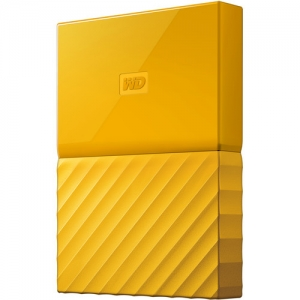 WD My Passport Ultra New Design 1TB [WDBYNN0010BYL] - Yellow