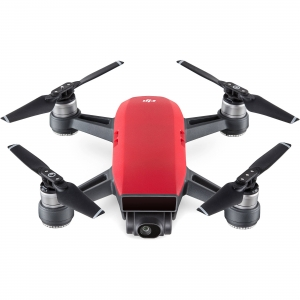DJI Spark More Fly Combo - Red