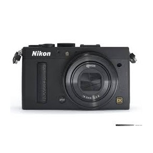 Nikon Coolpix A - Black