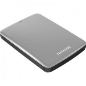 Toshiba Canvio Connect  1TB USB 3.0 (Grey)