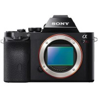 SONY Mirrorless Digital Camera Alpha 7R Body