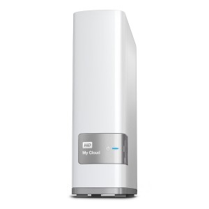 WD My Cloud USB 3.0 - 2TB [WDBCTL0020HWT]