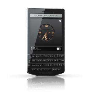 Blackberry Porsche Design P9983 [Distributor] - Black