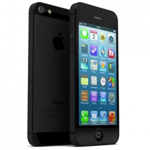 APPLE iPhone 5-16GB Black - Refurbished Grade A
