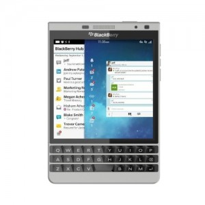 Blackberry Passport [Resmi] - Silver
