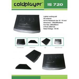 Cooling Pad ColdPlayer IS 720