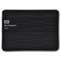 WD My Passport Ultra 1TB [WDBGPU0010BBK] - Black