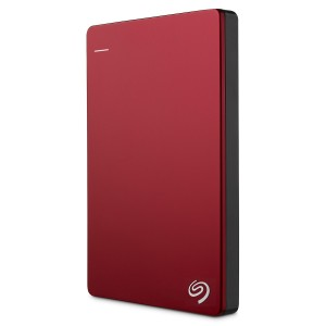 SEAGATE Backup Plus Slim 500GB - STCD500301 [Black]