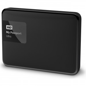 WD My Passport Ultra 3TB [WDBBKD0030BBK] - Black