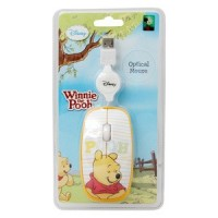 UNIQUE Disney Optical Mouse Pooh Color Full - DS-OM-PCF