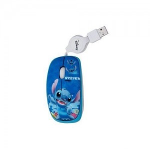 UNIQUE Disney Optical Mouse Stitch Walve - DS-OM-SWV