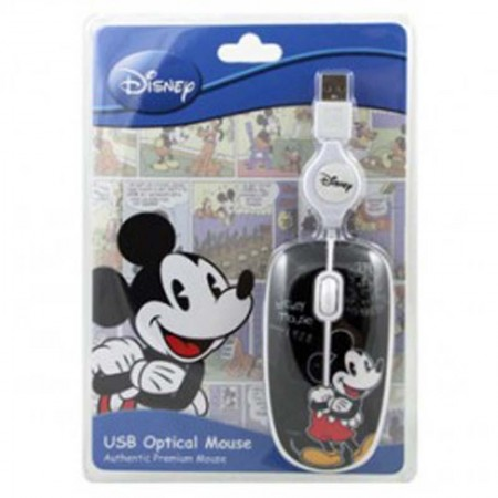 UNIQUE Disney Optical Mouse Mickey Authentic - DS-OM-MAT