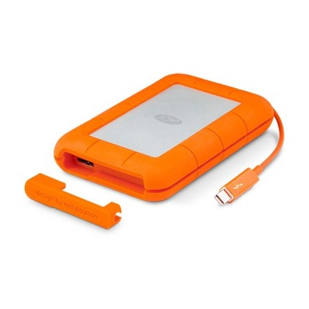 LACIE Rugged Thunderbolt SSD LAC9000602 - 1TB