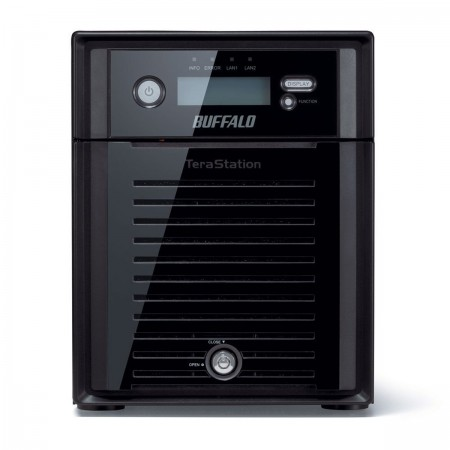 BUFFALO TeraStation 5400 (4Bay) 8TB - TS5400DN0804-WR