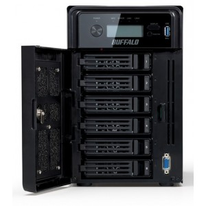 BUFFALO TeraStation 5400 Enclosure - TS5400D-AP