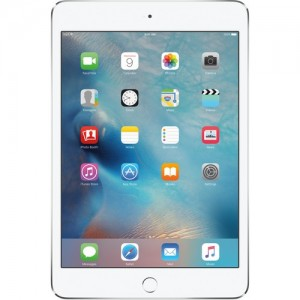 APPLE iPad Mini 4 Retina Wifi 64GB - Silver