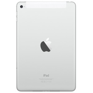 APPLE iPad Mini 4 Retina Wifi Cellular 16GB - Silver