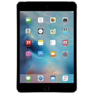 APPLE iPad Mini 4 Retina Wifi Cellular 128GB - Grey