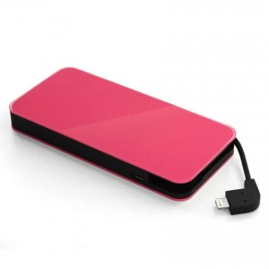 YE!! Pocket Lightning 6000MAH Pink [BPS60L]