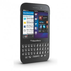 BlackBerry Q5 [Distributor] - Black