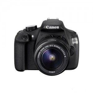 Canon EOS 1200D Kit 18-55mm III Non IS