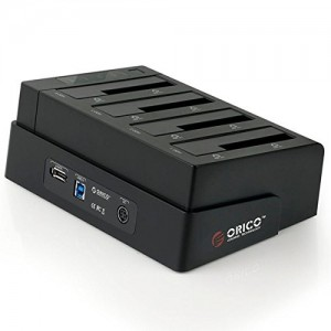 ORICO HDD Docking Station - 6648SUSJ3