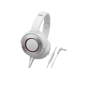 AUDIO TECHNICA ATH-WS550iS - Solid Bass Headphones