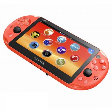 SONY PlayStation Vita Wi-Fi - PCH-2006 Orange