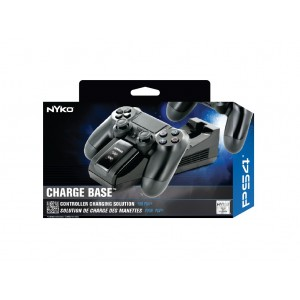 NYKO Charge Base for Playstation 4
