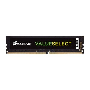 CORSAIR Value DDR4 4GB PC17000 - CMV4GX4M1A2133C15 (1 X 4GB)