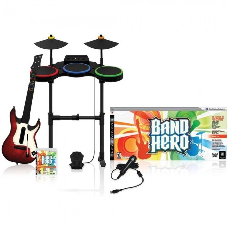 Band Hero - Super Bundle