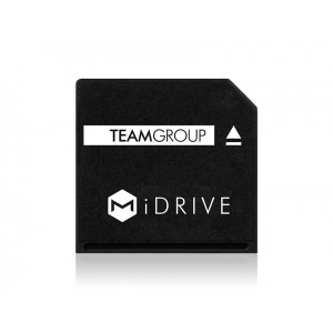 TEAM Micro SD MiDrive for Macbook - 64GB