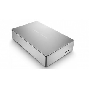 LACIE Porsche Design Desktop Drive Light Grey LAC9000604 - 8TB
