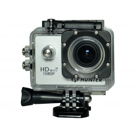 HUNTER Extreme Camera 2 inch LCD - Silver