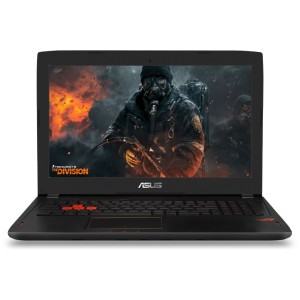 ASUS ROG STRIX GL502VS-FY057T Black