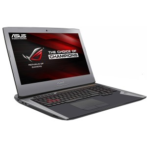 ASUS ROG G752VS-GB099T Gray Metal
