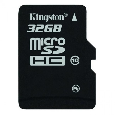KINGSTON MicroSD Class 10 - 16GB