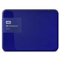 WD My Passport Ultra 4TB - Blue