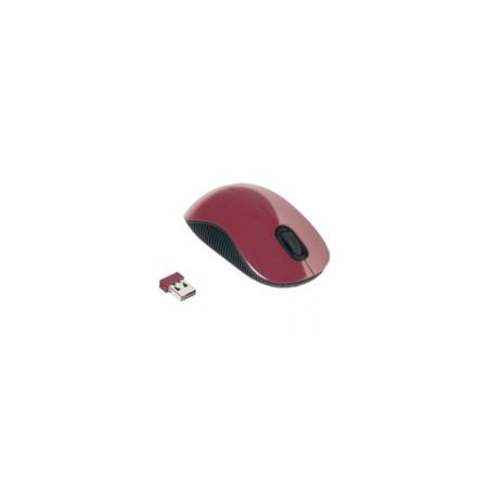 TARGUS W063 Wireless BlueTrace Mouse Red - AMW06302AP-53