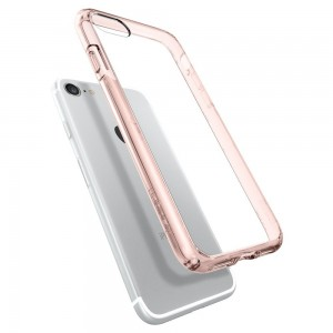 SPIGEN iPhone 7 Case Ultra Hybrid - Rose Crystal