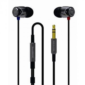 SoundMAGIC SM E80S In Ear Sound Isolating Earphone