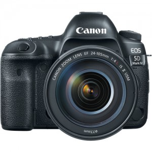 Canon EOS 5D Mark IV Kit EF 24-105mm
