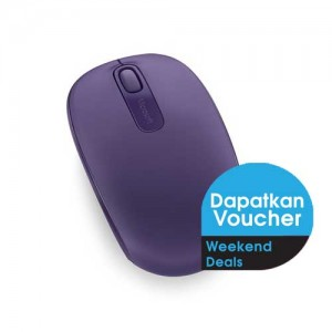 Microsoft Wireless Mobile Mouse 1850 Win7/8 APAC - Weekend Deals