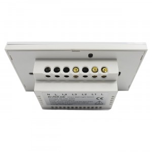 Broadlink RF Wall Switch TC2 1-Gang