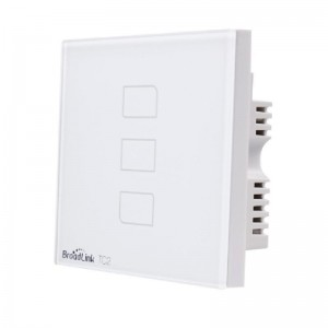 Broadlink RF Wall Switch TC2 3-Gang