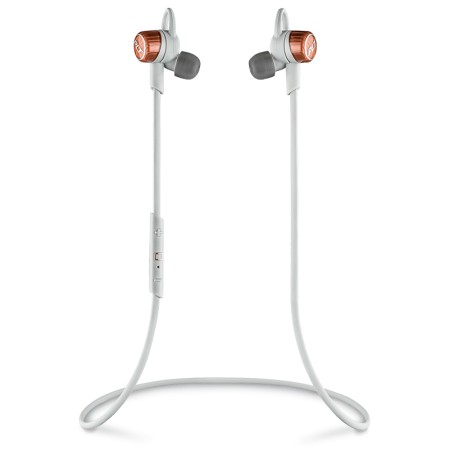 Plantronics Wireless Headphone Backbeat Go 3 with Charging Case - Copper Grey