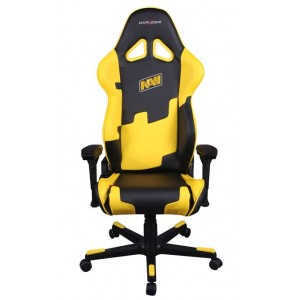 DX-Racer Team Edition - Black Yellow [OH/RE21/NY/NAVI]